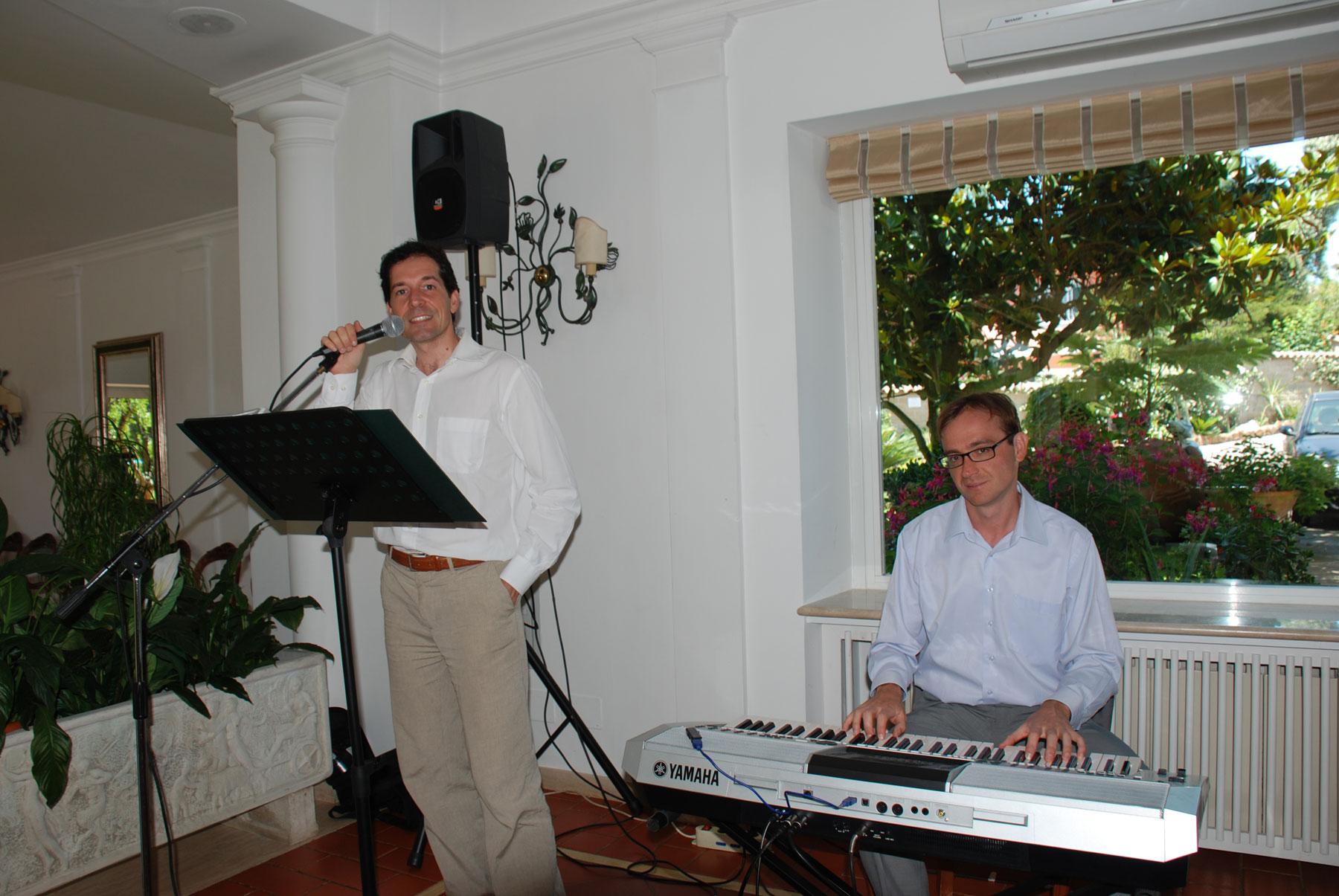 Villa cinardi ville per matrimoni roma musica per matrimonio - Piscine roma nord ...