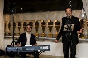 Musicisti ricevimento Hotel Exedra Roma, musica matrimonio