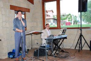 musica ricevimento roma