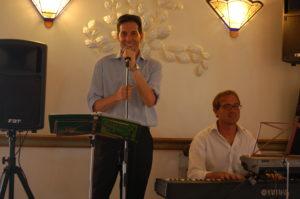 cantanti per feste private Roma