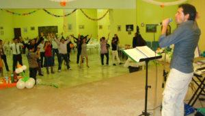 musica feste roma