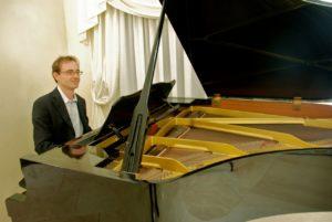 pianista matrimonio roma