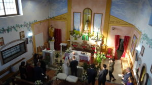 Santa Maria Loreto Boccea matrimonio