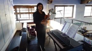 Violinista matrimonio Roma