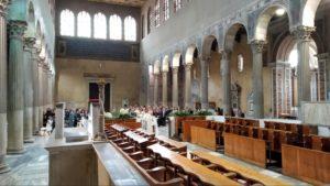 basilica santa sabina matrimonio